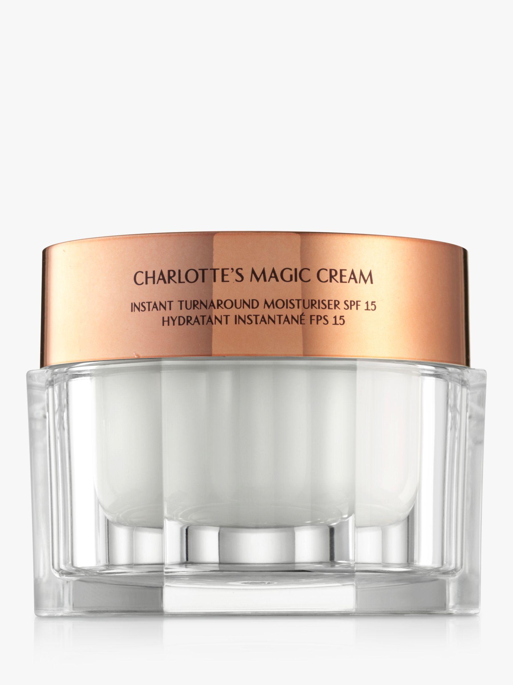 Charlotte Tilbury Charlotte Tilbury Charlotte's Magic Cream Treat & Transform Moisturiser SPF15