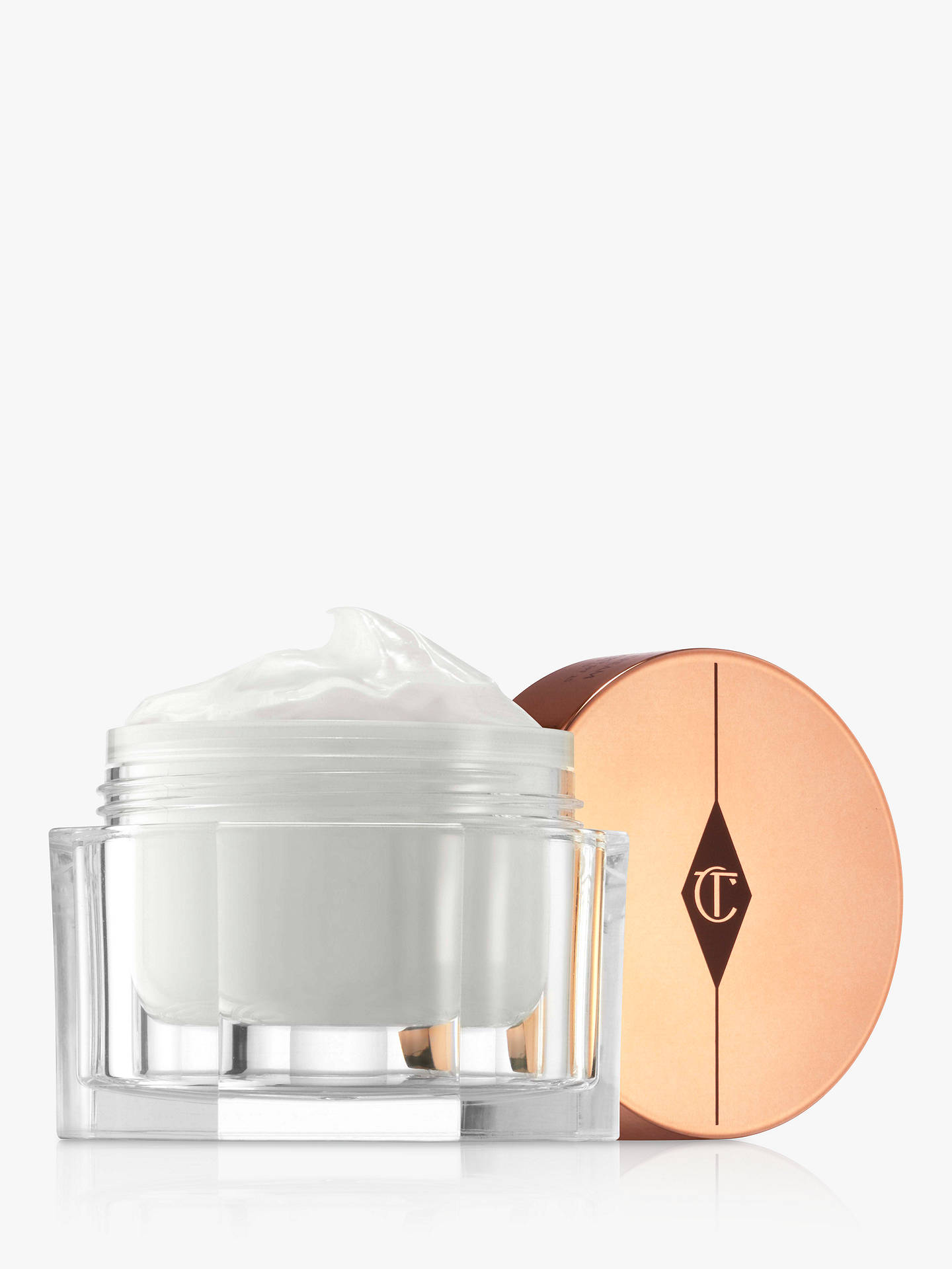 BuyCharlotte Tilbury Charlotte's Magic Cream Treat & Transform Moisturiser SPF15, 50ml Online at johnlewis.com