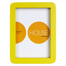"Buy House by John Lewis Deep Photo Frame, 5 x 7"" (13 x 18cm) Online at johnlewis.com"