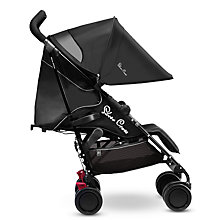Buy Silver Cross Pop Exclusive Stroller, Black Links Online at johnlewis.com