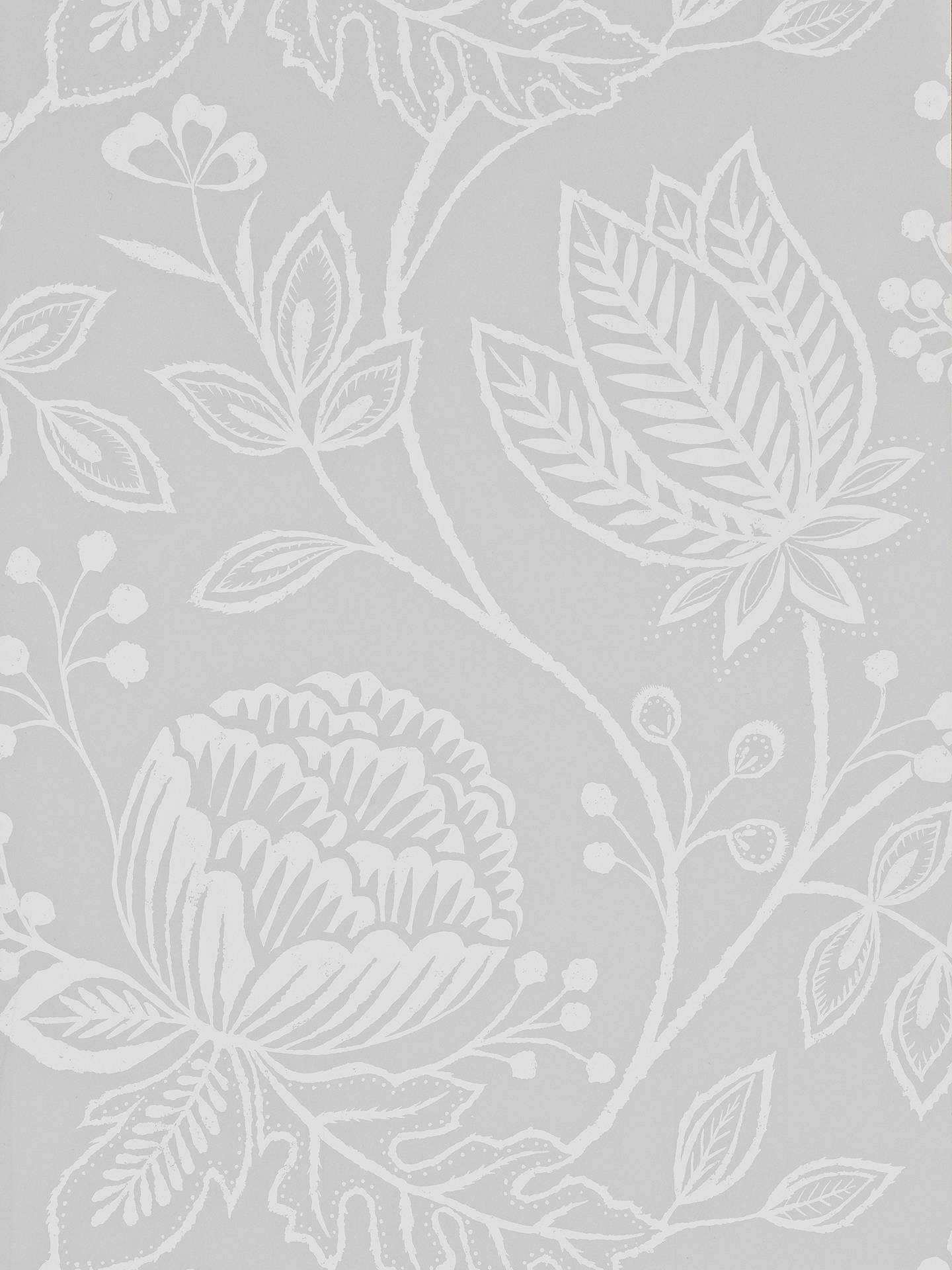 Harlequin Mirabella Wallpaper Pebble 111198