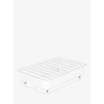 Smartstore by Orthex Underbed Plastic Storage Box (46L)