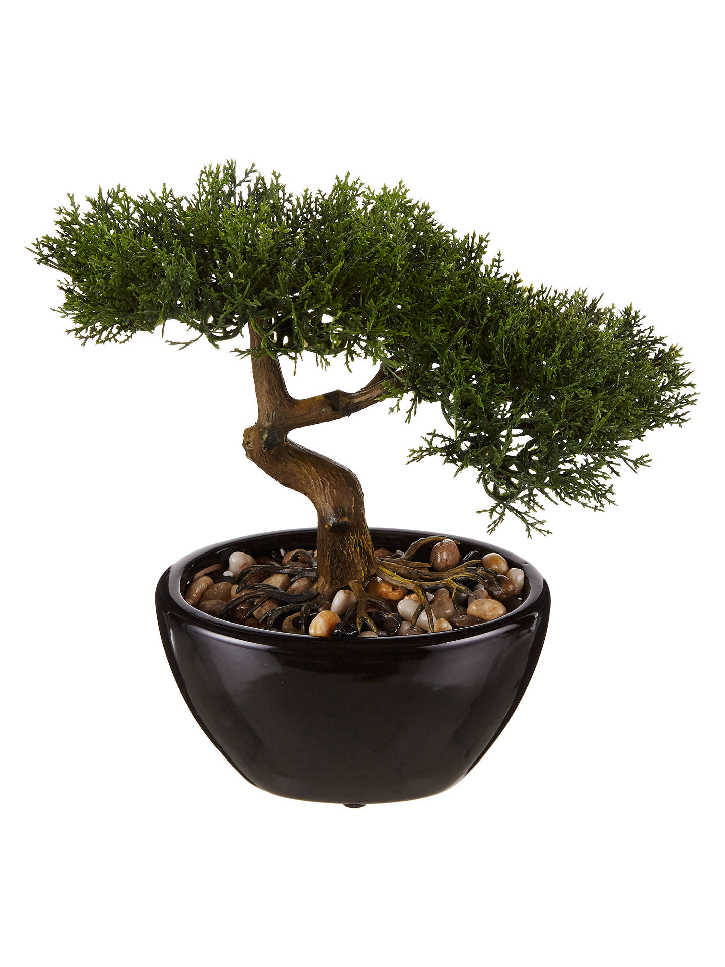 John Lewis Small Artificial Bonsai Tree At John Lewis Partners