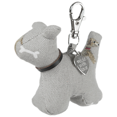 Product photo of Sophie allport terrier key ring