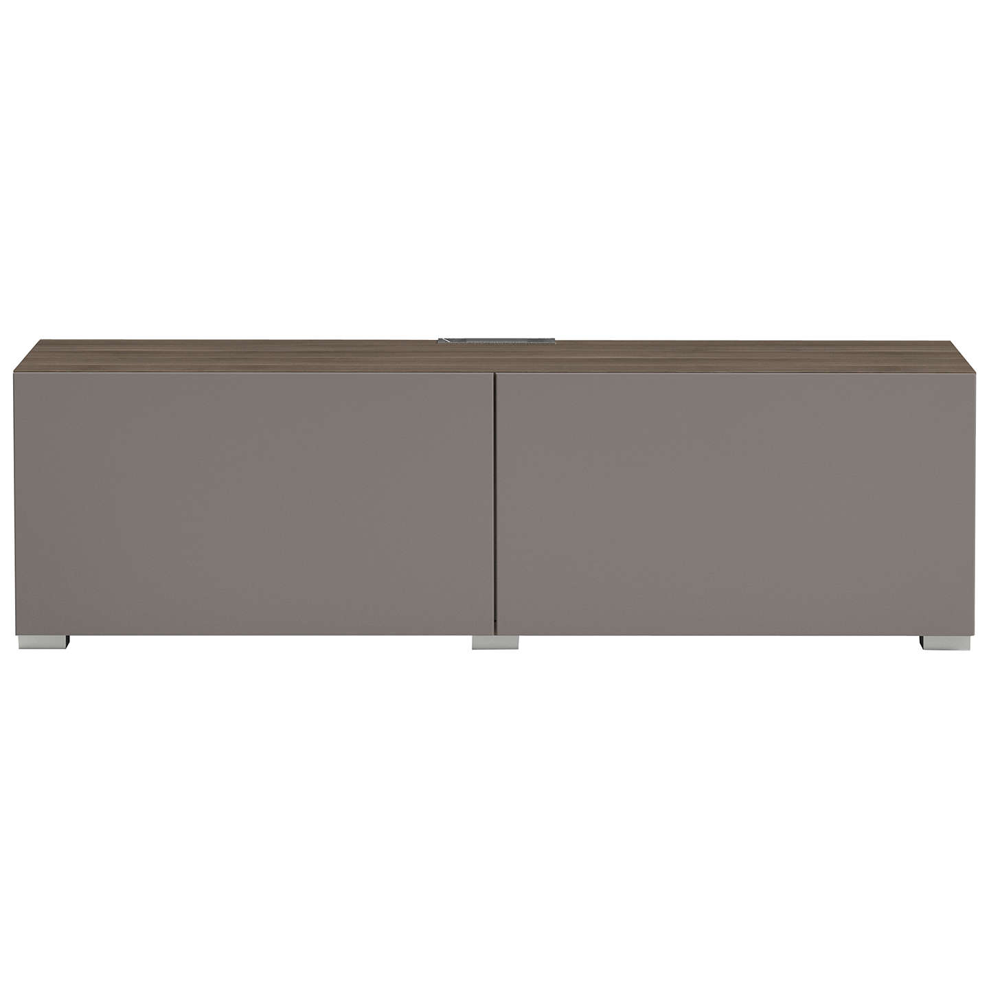 BuyHouse by John Lewis Mix it Media Unit - Ash frame / Mocha doors Online at johnlewis.com