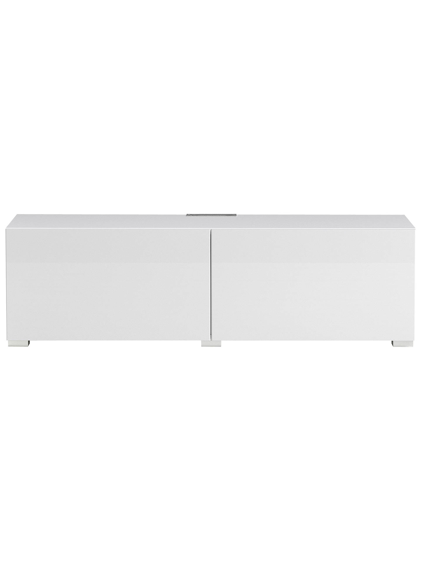 BuyHouse by John Lewis Mix it Media Unit - White frame / White doors Online at johnlewis.com