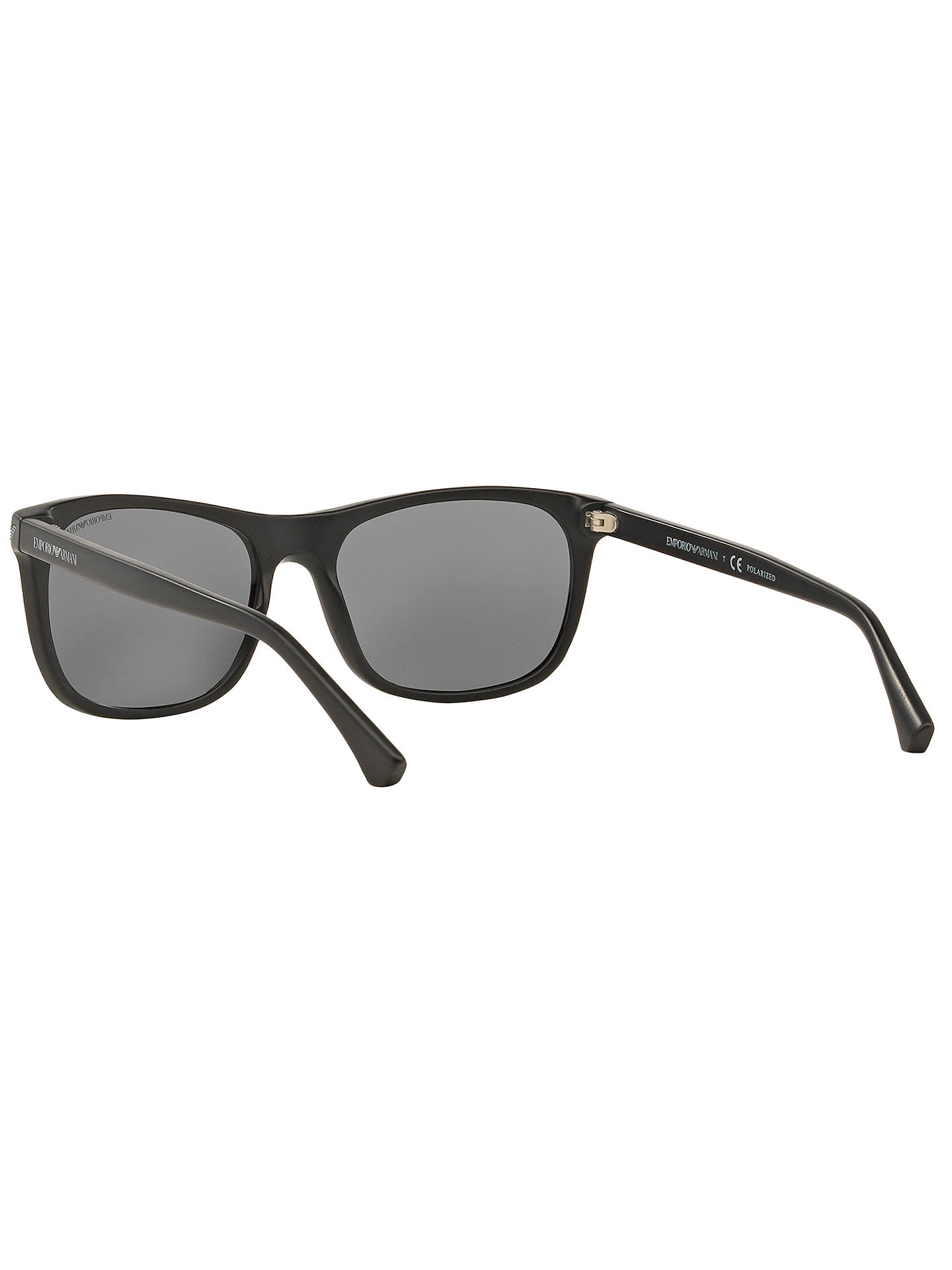 62fdcb2d1c05 ... Buy Emporio Armani EA4056 Polarised Rectangular Sunglasses