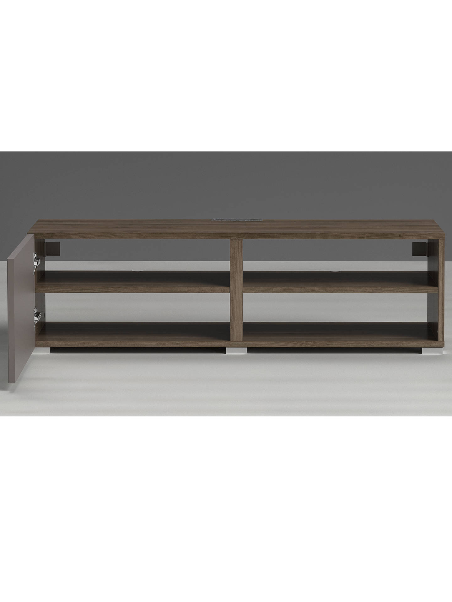 BuyHouse by John Lewis Mix it Media Unit - Ash frame / Mocha door Online at johnlewis.com