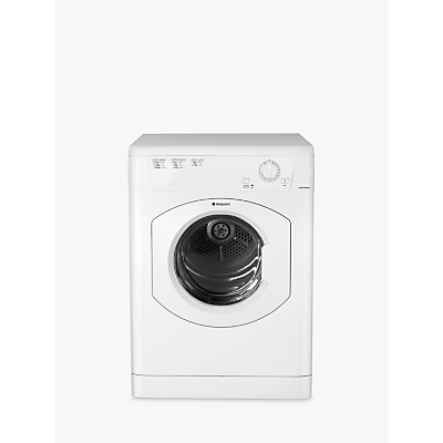 Image of 8kg Load Vented Tumble Dryer Class C White