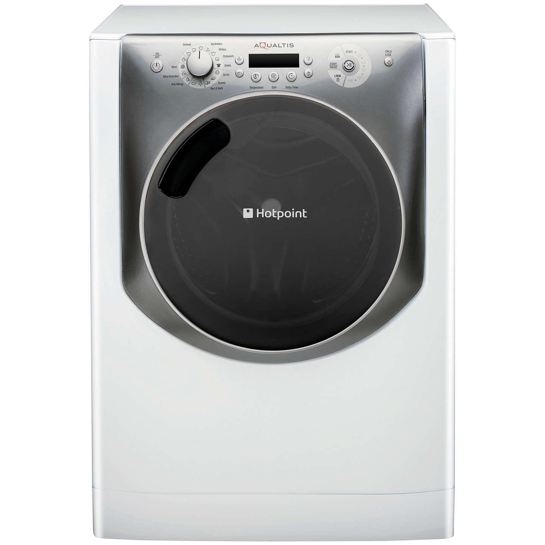Hotpoint Aqualtis Washing Machine User Manual - Wiring Diagram •