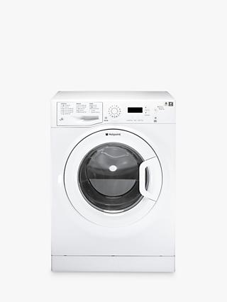 Hotpoint Aquarius WMAQF721P Washing Machine, 7kg Load, 1200rpm, A+ Energy Rating, White