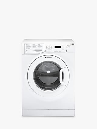 Hotpoint Aquarius WMAQF621P Slim Depth Freestanding Washing Machine, 6kg Load, A+ Energy Rating, 1200rpm Spin, White
