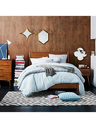 West Elm Mid Century Bed Frame King, West Elm Bedroom Furniture