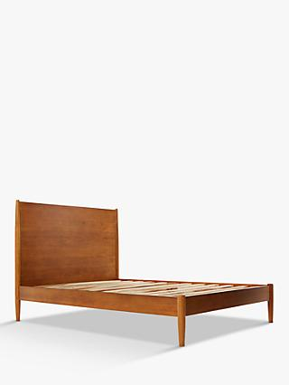 west elm Mid-Century Bed Frame, King Size