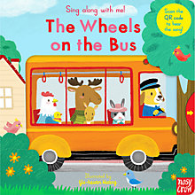 Buy Sing Along With Me! The Wheels On The Bus Book Online at johnlewis.com