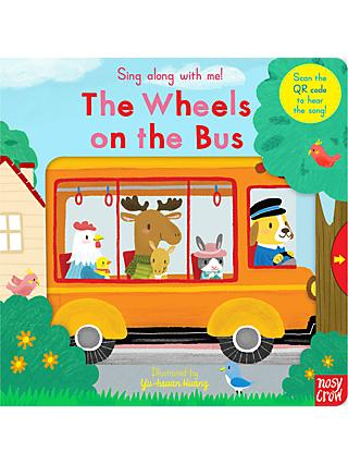 Sing Along With Me! The Wheels On The Bus Children's Book