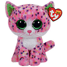 Buy Ty Beanie Boo Sophie Soft Toy Online at johnlewis.com