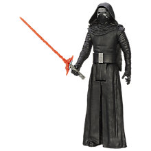 Buy Star Wars Episode VII: The Force Awakens Kylo Ren Figure Online at johnlewis.com