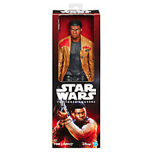 Buy Star Wars Episode VII: The Force Awakens Finn Figure Online at johnlewis.com