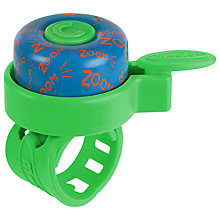 Buy Micro Zoom Bell Scooter Accessory, Green/Blue Online at johnlewis.com