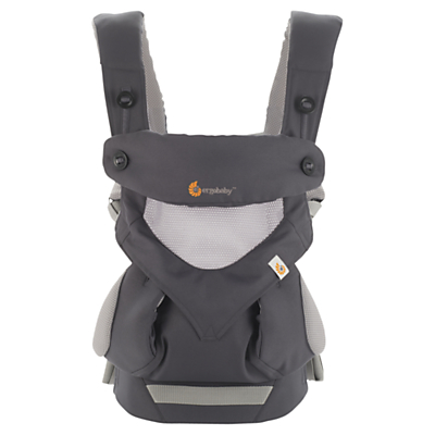 ERGOBABY | Ergobaby 360 Performance Baby Carrier, Carbon Grey | Goxip