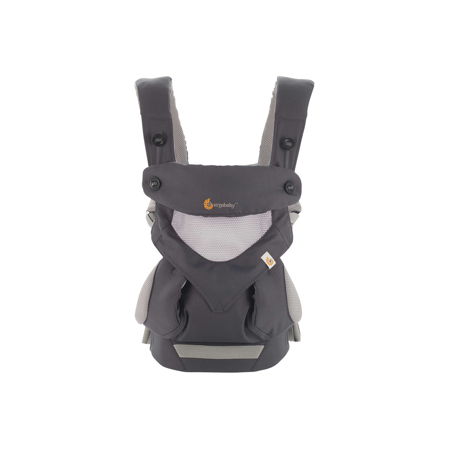 BuyErgobaby 360 Performance Baby Carrier, Carbon Grey Online at johnlewis.com