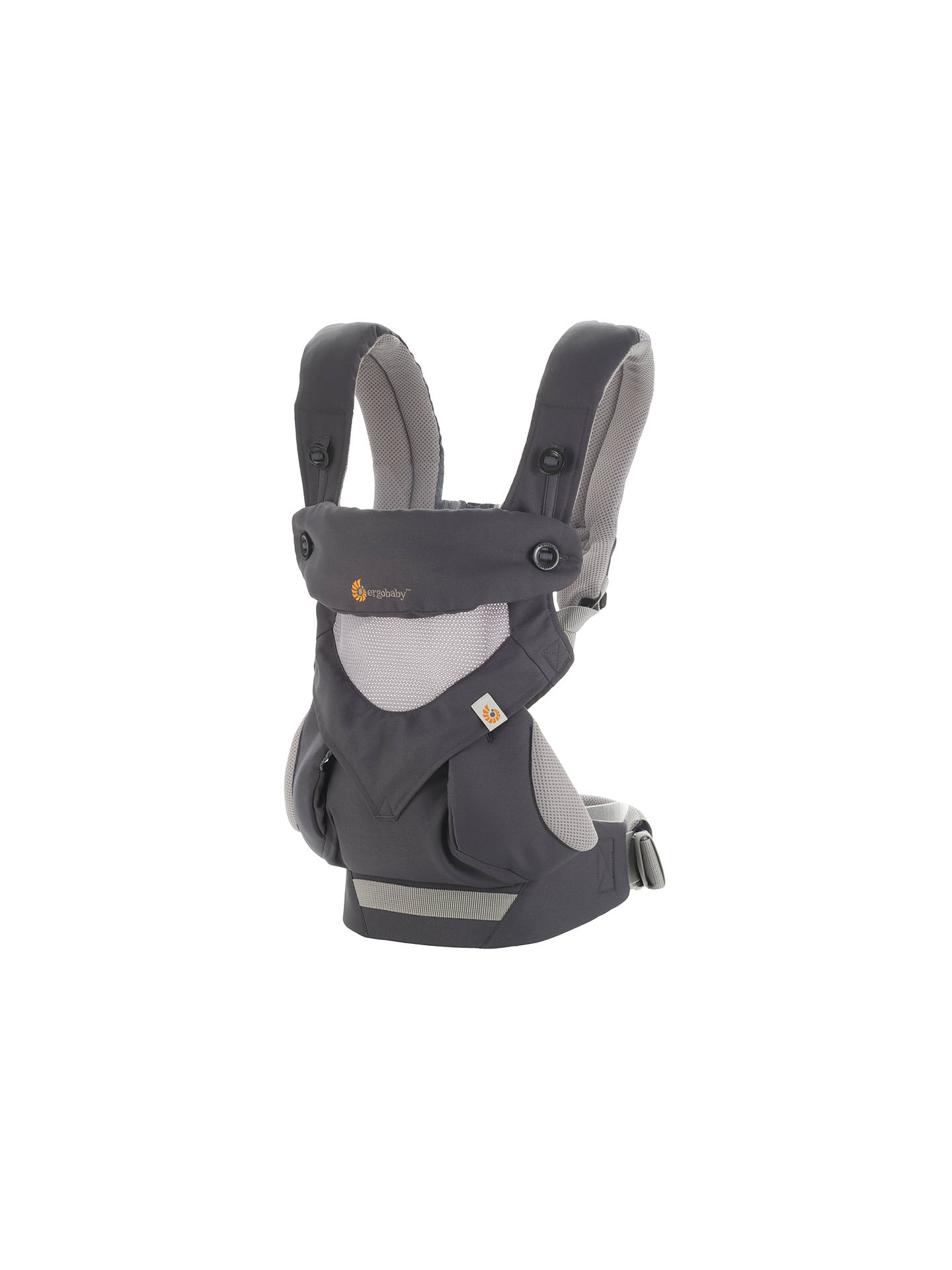 Ergobaby 360 Performance Baby Carrier Carbon Grey At John