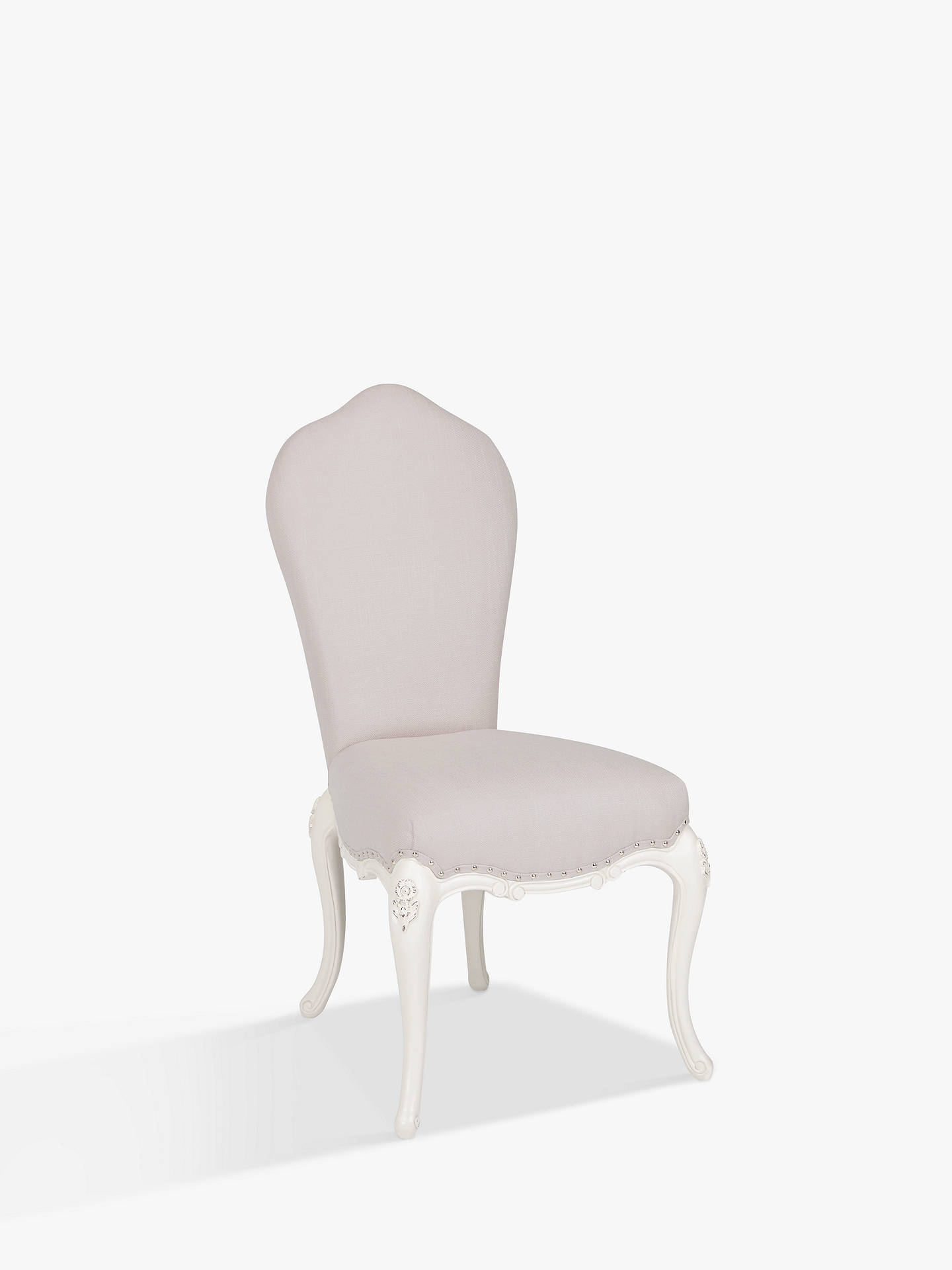 BuyJohn Lewis & Partners Rose Mist Dressing Table Chair Online at johnlewis.com