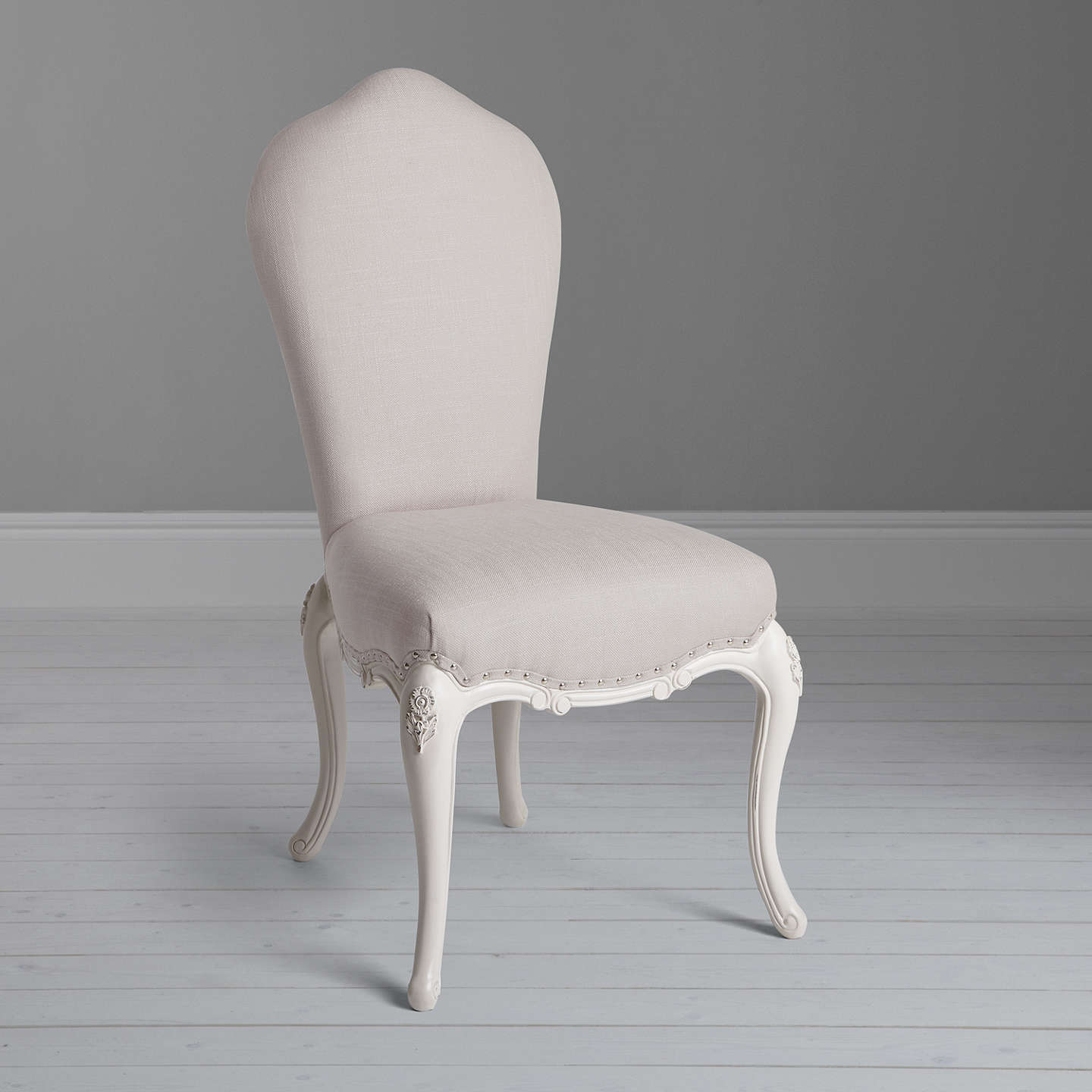 John Lewis Rose Mist Dressing Table Chair Online At Johnlewis