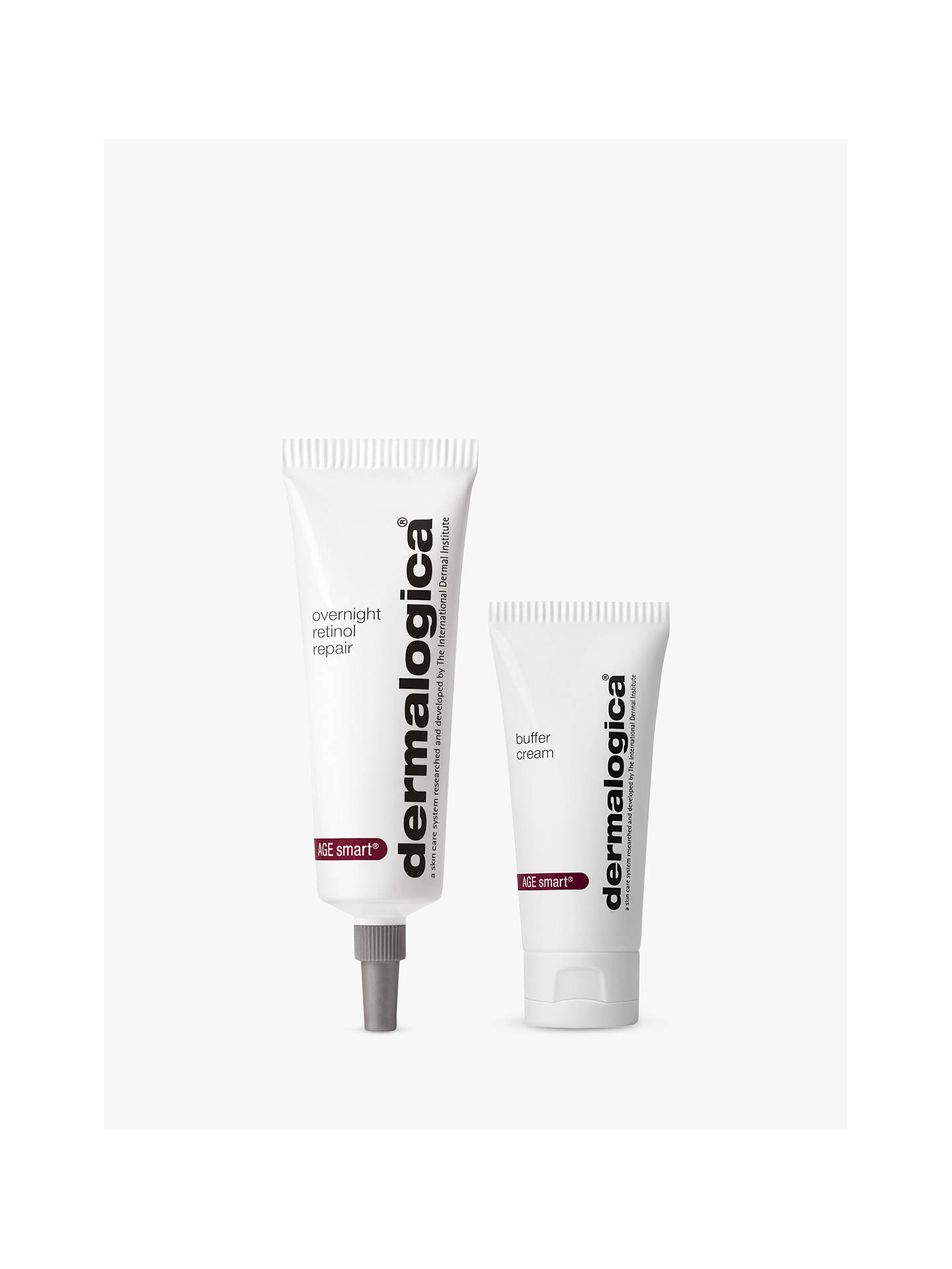 BuyDermalogica AGE Smart™ Treatment Overnight Retinol Repair Skincare Gift Set Online at johnlewis.com