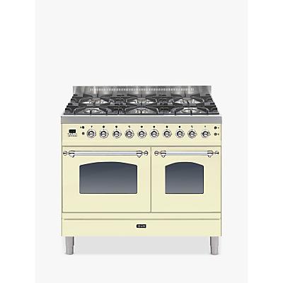 Image of ILVE Milano Dual Fuel Range Cooker