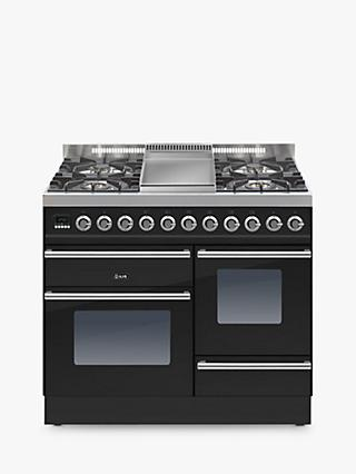 ILVE Roma Dual Fuel Freestanding Range Cooker