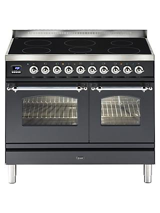 ILVE Milano Dual Fuel Induction Range Cooker