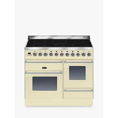 Image of ILVE Roma Induction Freestanding Range Cooker