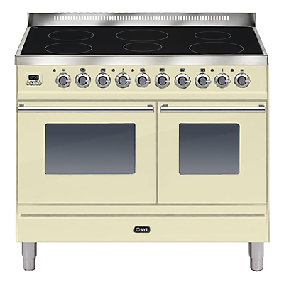 Image of ILVE Roma Freestanding Induction Range Cooker