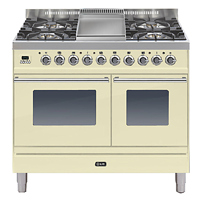 Image of ILVE Roma Dual Fuel Freestanding Range Cooker