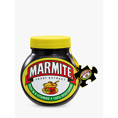 Image of Gibsons Marmite Jar Jigsaw Puzzle, 500 Pieces
