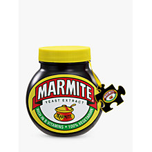 Buy Gibsons Marmite Jigsaw Puzzle Jar, 500 pieces Online at johnlewis.com