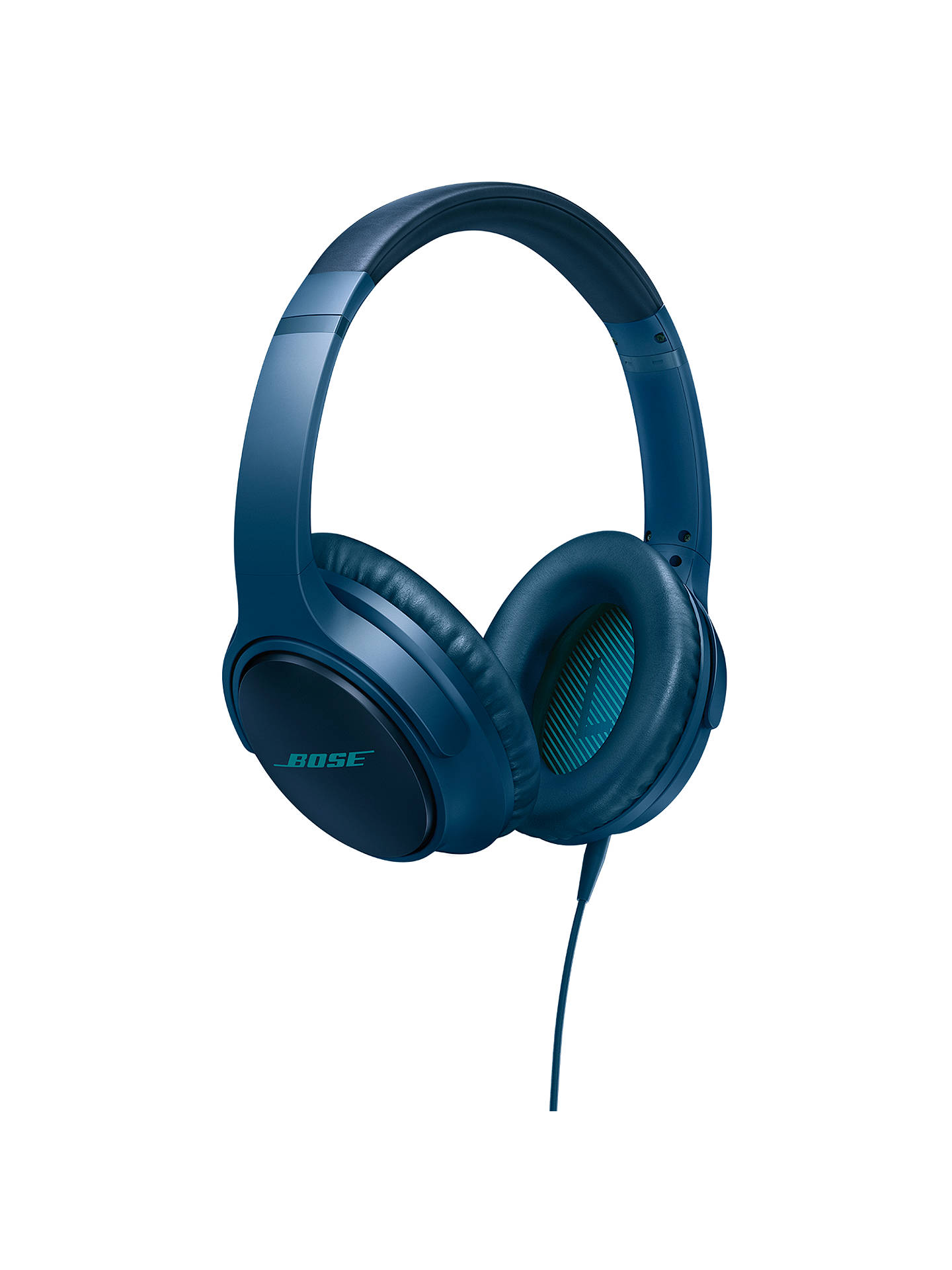 Buy Bose® SoundTrue™ AE II Full-Size Headphones with In-Line Mic/Remote for Samsung & Android Devices, Navy Online at johnlewis.com