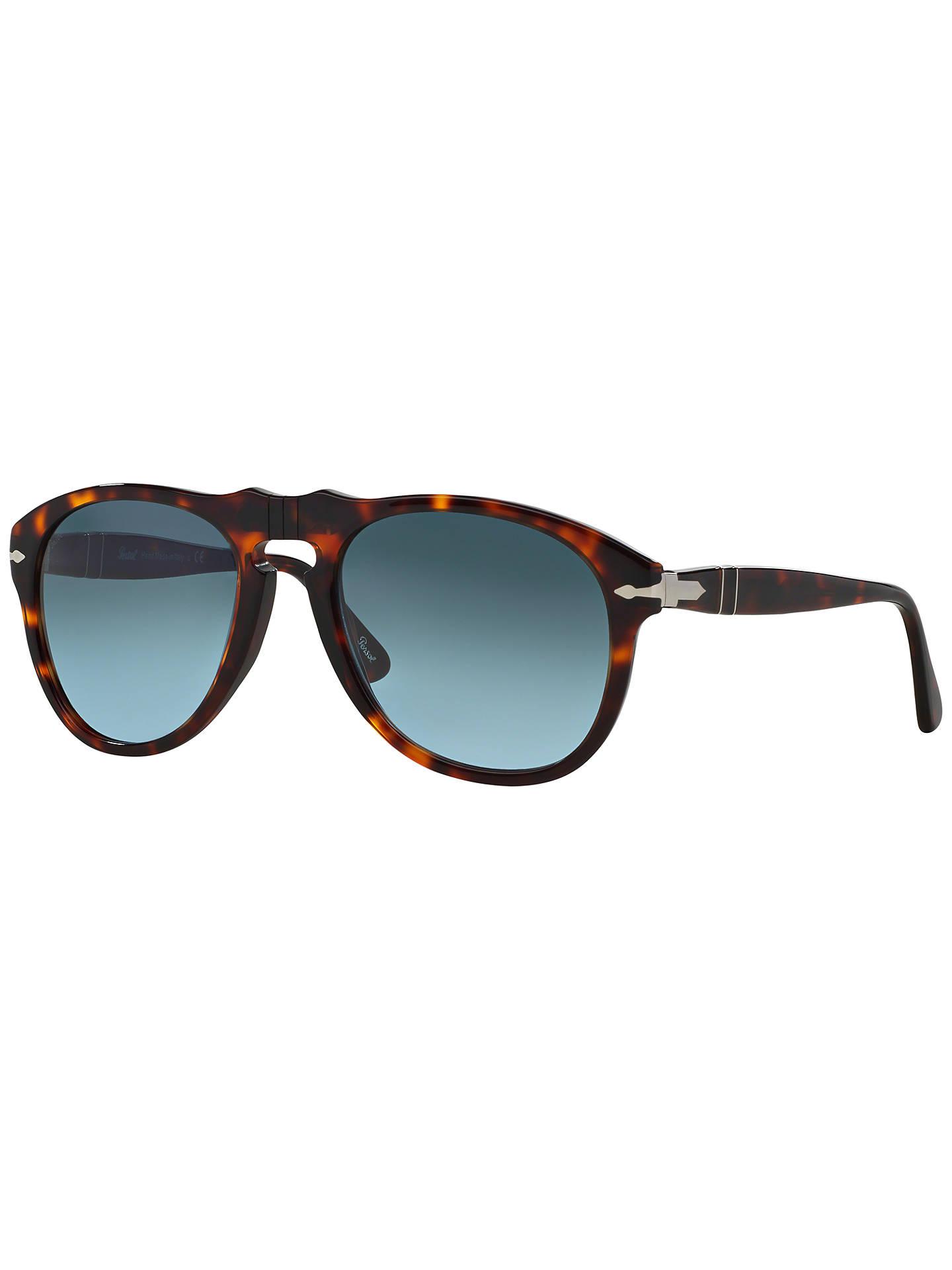 9788b3729f Persol PO0649 Aviator Sunglasses at John Lewis   Partners