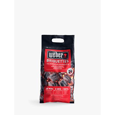 Weber BBQ Briquette, 4kg