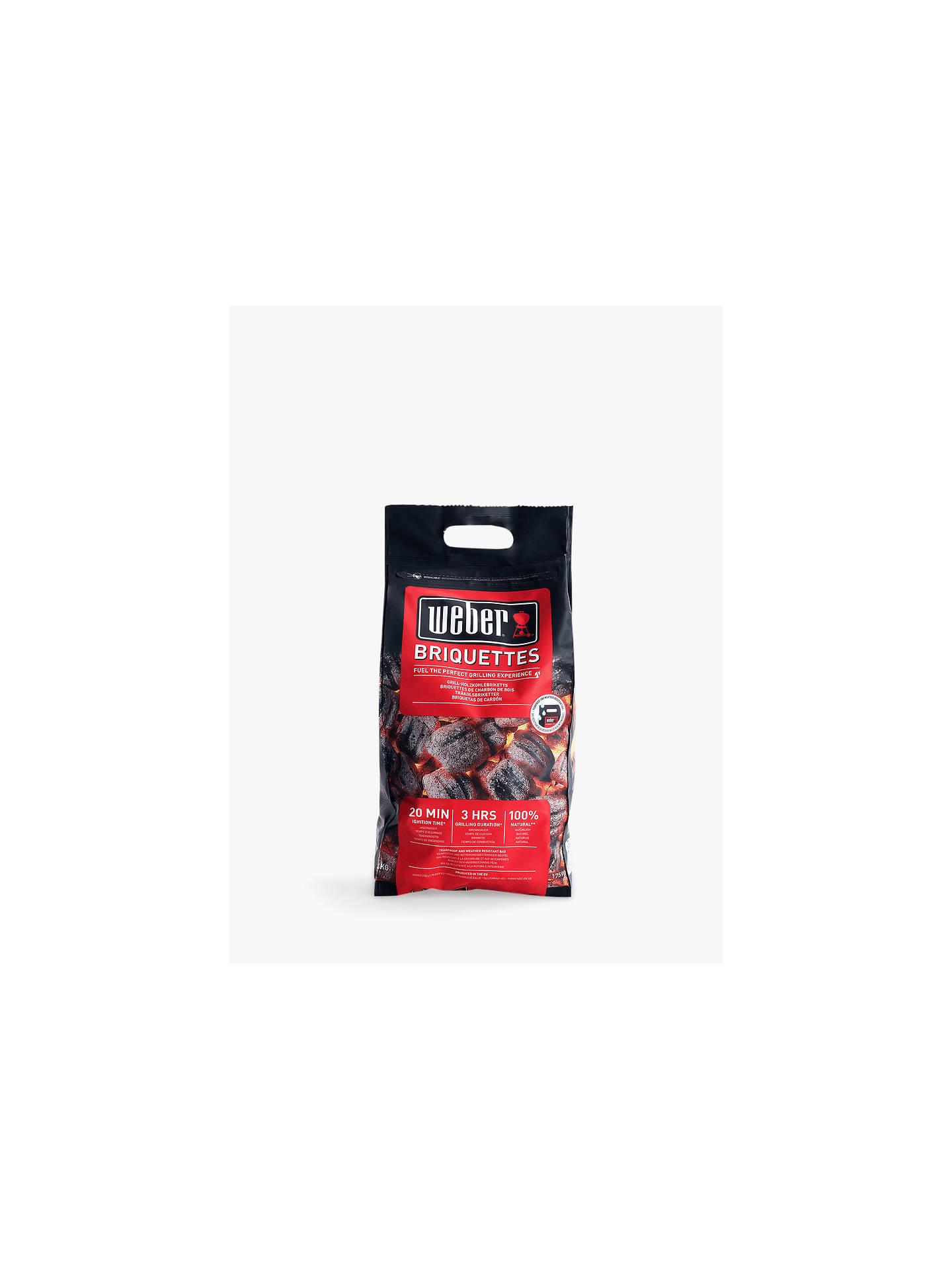 Weber Bbq Briquette, 4kg by Weber