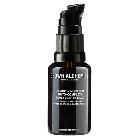 Buy Grown Alchemist Brightening Serum: Phyto-Complex & Rumex Leaf Extract Online at johnlewis.com