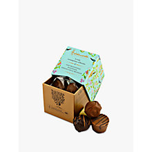 Buy Holdsworth Blue Mini Cube Traditional Chocolate & Truffles Online at johnlewis.com