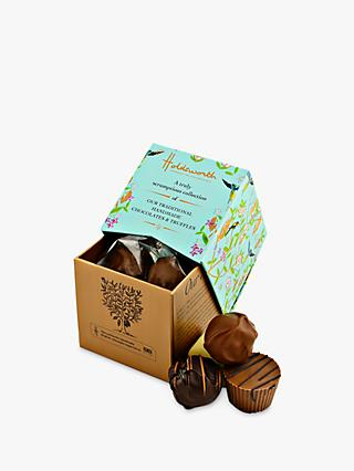 Holdsworth Blue Mini Cube Traditional Chocolate & Truffles