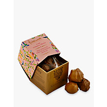 Buy Holdsworth Pink Mini Cube Champagne Chocolate Online at johnlewis.com