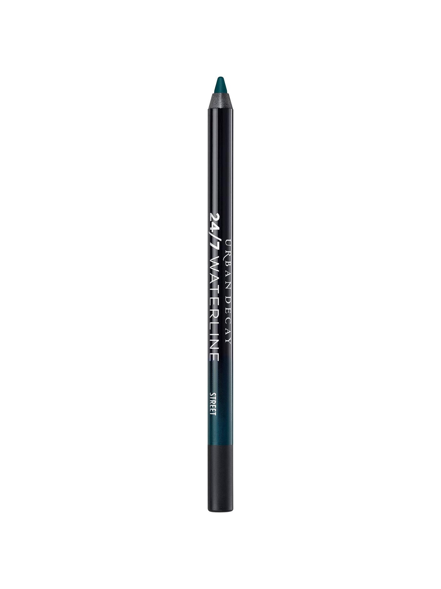 b12a84ca83f Buy Urban Decay 24/7 Waterline Eye Pencil, Green Online at johnlewis.com ...