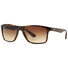 Buy Ray-Ban RB4234 Rectangular Sunglasses Online at johnlewis.com