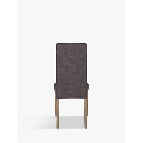 John Lewis Asha Lydia Dining Chair Grey Online At Johnlewis