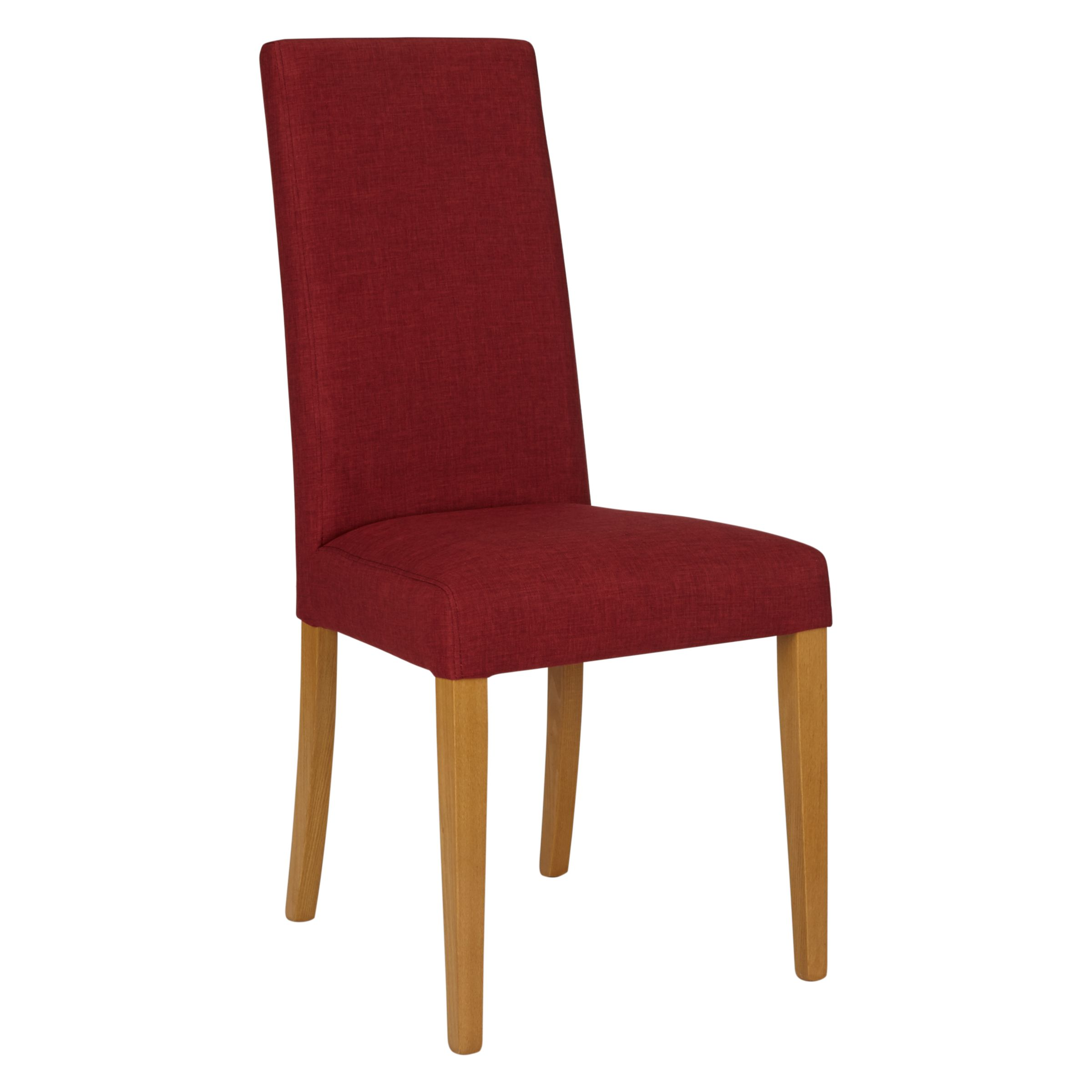 Red Dining Chairs John Lewis